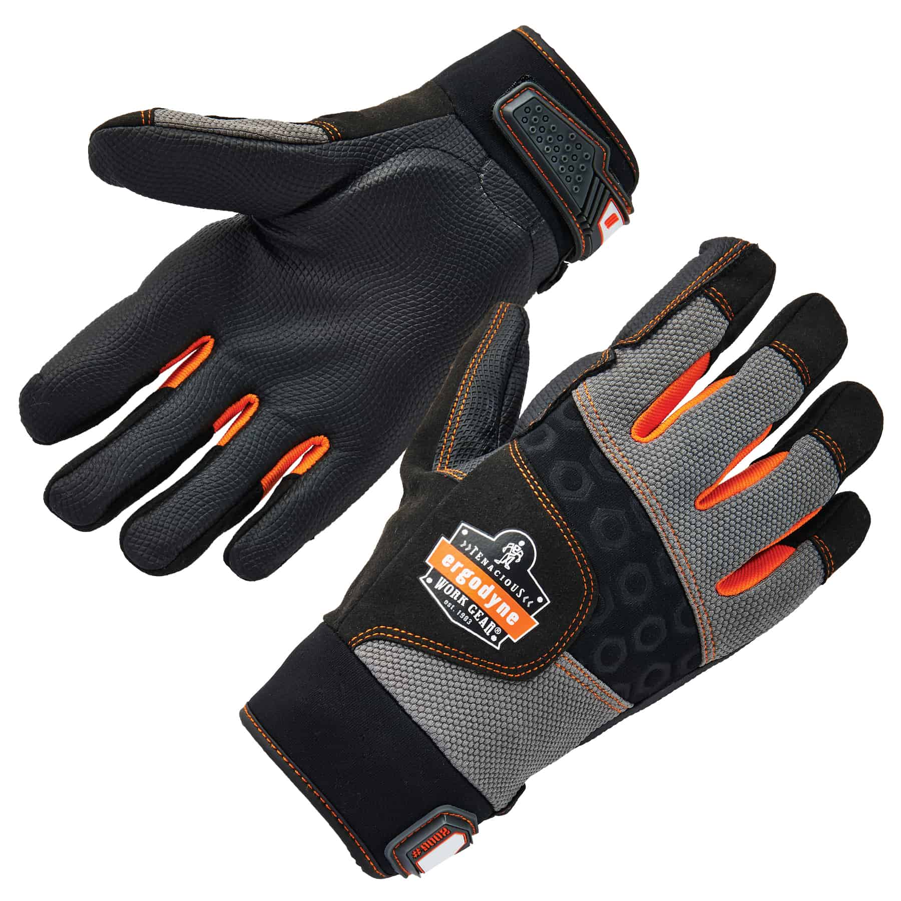 Ergodyne 9002  Anti-Vibration Work  Glove