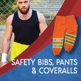 Safety Bibs, Pants & Coveralls