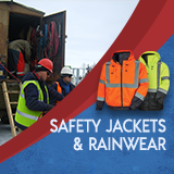 Safety Jackets & Rainwear