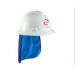 Ergodyne Chill-Its 6717CT Evap. Cooling Hard Hat Neck Shade w/Towel