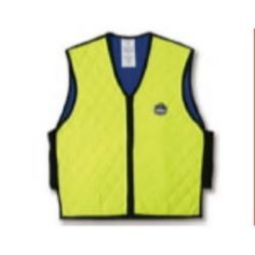 Ergodyne Chill-Its 6665 Evaporative Cooling Vest - Hi Viz Lime