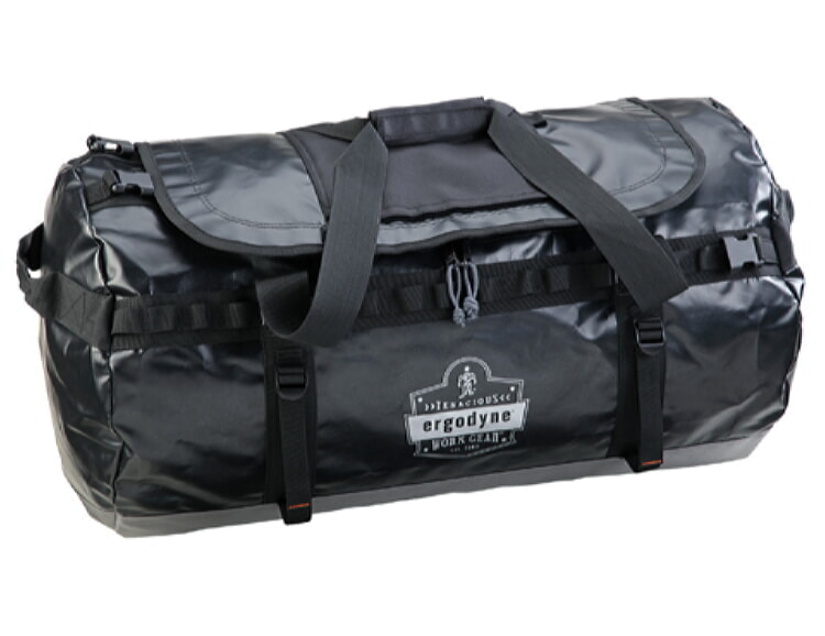 Ergodyne Arsenal 5030 Water Resistant Duffel Bag - Large Black