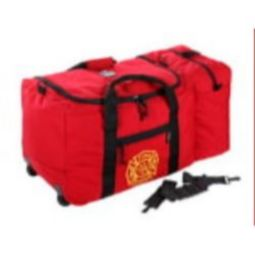 Ergodyne Arsenal 5005W Wheeled Fire & Rescue Gear Bag (Red)