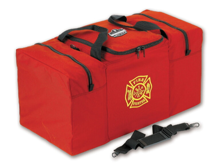 Ergodyne Arsenal 5060 Step-In Combo Gear Bag (Red)