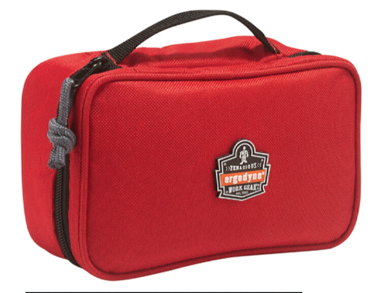 Ergodyne Arsenal 5876 Small Buddy Organizer (Red)
