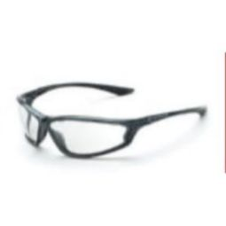 Crossfire KP6 Clear Lens, Shiny Pearl Grey Frame