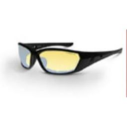 Crossfire 710, Indoor/Outdoor Revo Anti-fog Lens, Matte Black Frame