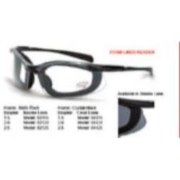45a733e30282 Radians Cheaters Bi-Focal Eyewear CH1-1 Clear +1.5
