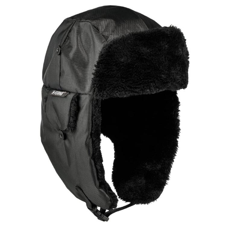 Ergodyne N-Ferno® 6802Z Zippered Trapper Hat ce7f8d2d7a35
