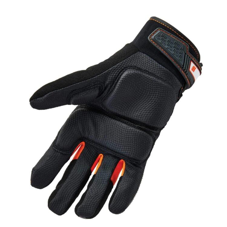 Ergodyne 9001 Impact And Anti Vibration Glove