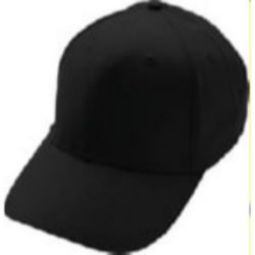 ERB 29040 H64 Black Ball Cap