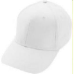 ERB 29056 H64 White Ball Cap