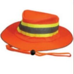 ERB S230 BOONIE HAT - Hi Viz Orange 61588