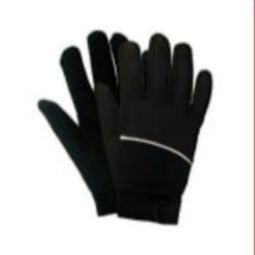 ERB M100 Black Mechanic Glove [1 PR]