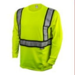 DEWALT DST921 Long Sleeve Class 2 Modacrylic FR T-Shirt