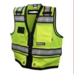 DeWALT® DSV521 Class 2 Heavy Duty Surveyor Safety Vest