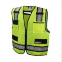 DEWALT DSV621 Class 2 Standard Surveyor Safety Vest