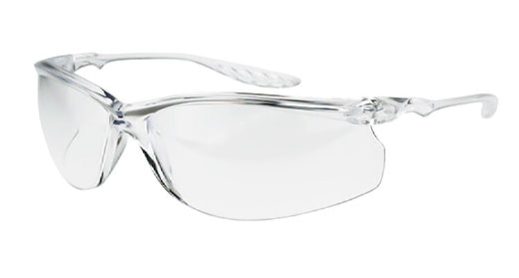 Crossfire 3754 24Seven clear Lens, Crystal Clear Frame