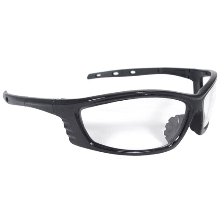 Radians Chaos Safety Eyewear CS1-10 Clear
