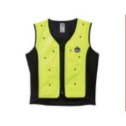 Ergodyne CHILL-ITS 6685 Dry Evaporative Cooling Vest 6685 Lime