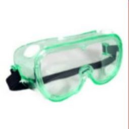 Radians Chemical Splash Safety Goggle GG011UID Clear Uncoated