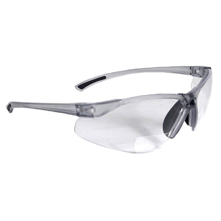 Radians C2-115 Bi-Focal Safety Eyewear Clear +1.5