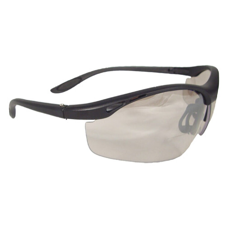 Radians CH1-915 Cheaters Bi-Focal Eyewear Smoke +1.5