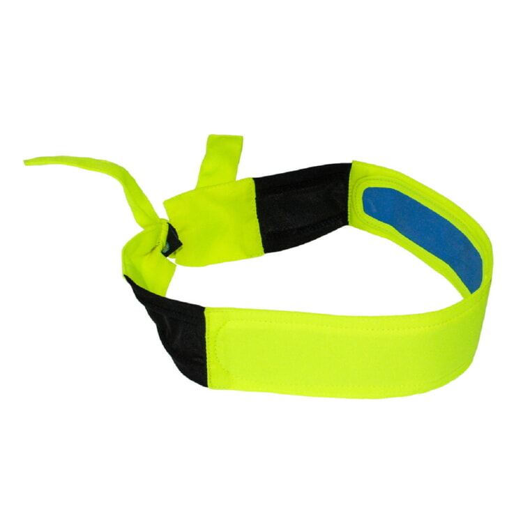 Radians RCS110 Arctic Radwear Cooling Headband - High Visibility Lime