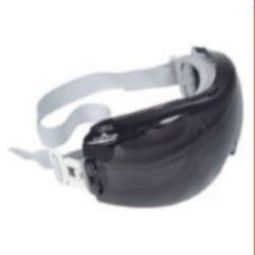 Radians Cloak Dual Mold Goggle DMG-21 Smoke Anti-Fog