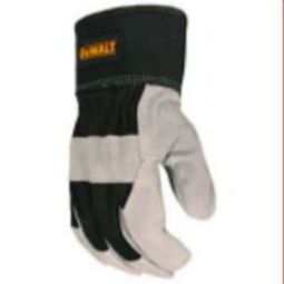 DeWalt DPG41L Select Shoulder Cowhide Leather Palm Glove - Large