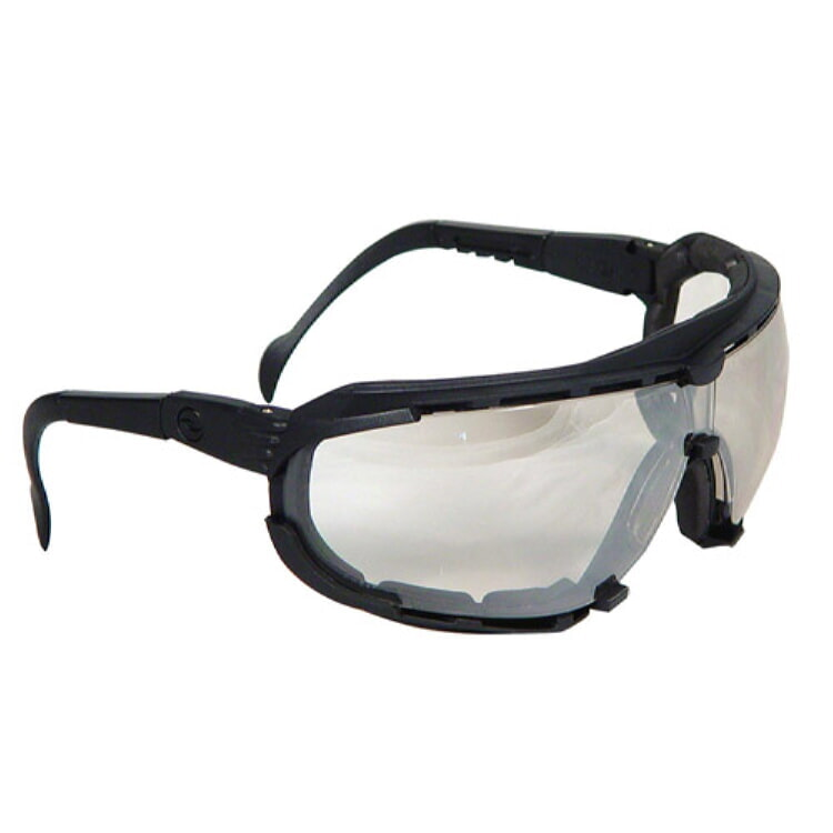 Radians Dagger Foam Lined Safety Goggle DG1-91 Indoor/Outdoor Anti-Fog