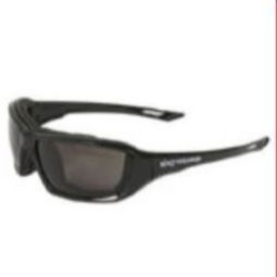 Radians Extremis Safety Eyewear XT1-21 Smoke Anti-Fog