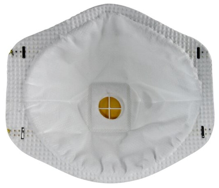 3M 8511 Particulate Respirator, N95 - 10 Pack