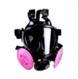 3M 7800S-M Full Facepiece Reusable Respirator