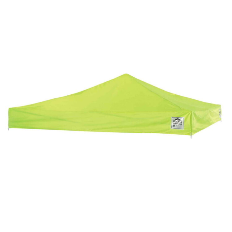 Ergodyne Shax 6010C Replacement Canopy for #6010 - Lime 10' x 10'