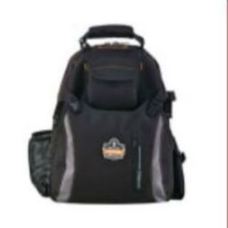 Ergodyne Arsenal 5843 Tool Backpack Dual Compartment - Black