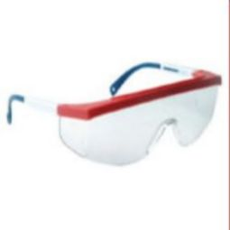 Radians Galaxy Safety Eyewear GX0510ID Clear Lens
