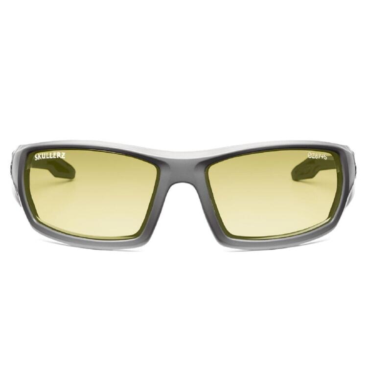 c9f582de8b Ergodyne Skullerz ODIN Safety Glasses - Matte Gray Frame - Yellow Lens