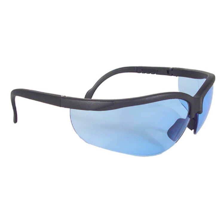 Radians Journey  Safety Eyewear JR01B0ID Light Blue