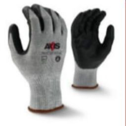 Radians RWG534 Cut Protection Level 2 Micro Sandy Foam Nitrile Coated Glove