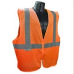 Radians SVE1-2ZOM Economy Class 2 Safety Vest -Orange