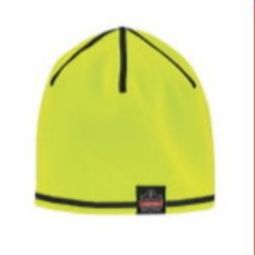 Ergodyne 6816 N-Ferno® Reversible Knit Cap - Lime/Gray