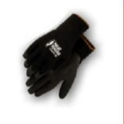 Majestic 3396BK Polar Penguin® Winter Lined Glove w Foam Latex Palm 12 Pairs Size L