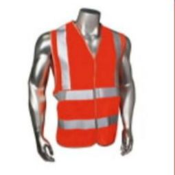 Radians HV-6ANSI-2H Class 2 Micro Mesh Safety Vest - Orange