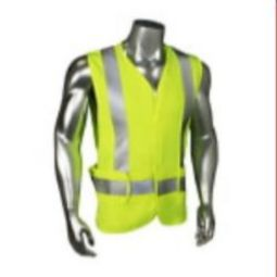 Radians LHV-UTL FR Utilisafe Class 2 Adjustable Safety Vest - Green