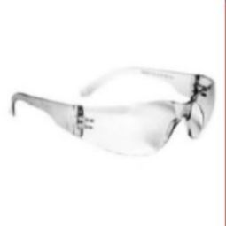 Radians Mirage Safety Eyewear MR0111ID Clear Anti-fog