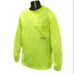 Radians ST21-NPGS Non-Rated Long Sleeve Shirt+Green