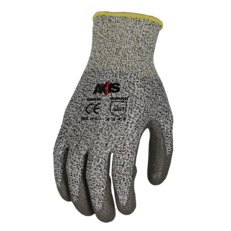 Radians RWG530 Cut A2 HPPE Shell Safety Gloves 13 Gauge
