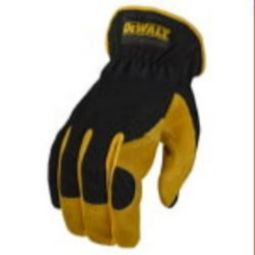 DeWALT® DPG216 Split Cowhide Leather Palm Gloves