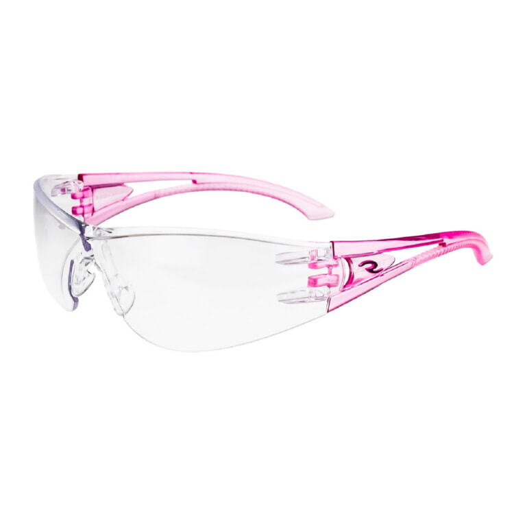 Radians OP6710ID Optima Safety Eyewear - Clear Clear Lenses
